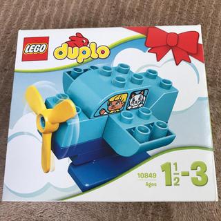 Lego - LEGO レゴ♡デュプロ ブロック 飛行機 船