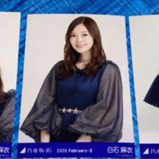 乃木坂46 - 乃木坂46 生写真 コンプ 白石麻衣