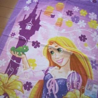 ディズニー プリンセス ラプンツェル お昼寝ケット/グリッターライト