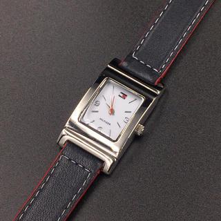 トミーヒルフィガー(TOMMY HILFIGER)のTommy Hilfiger トミー 腕時計 リバーシブル 新品電池(腕時計)