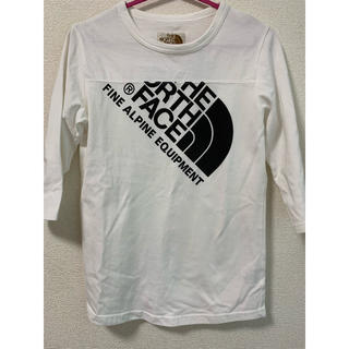 THE NORTH FACE - THE NORTH FACE 七分Tシャツ