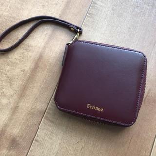 STYLENANDA - 韓国 ALAND Fennec 皮財布