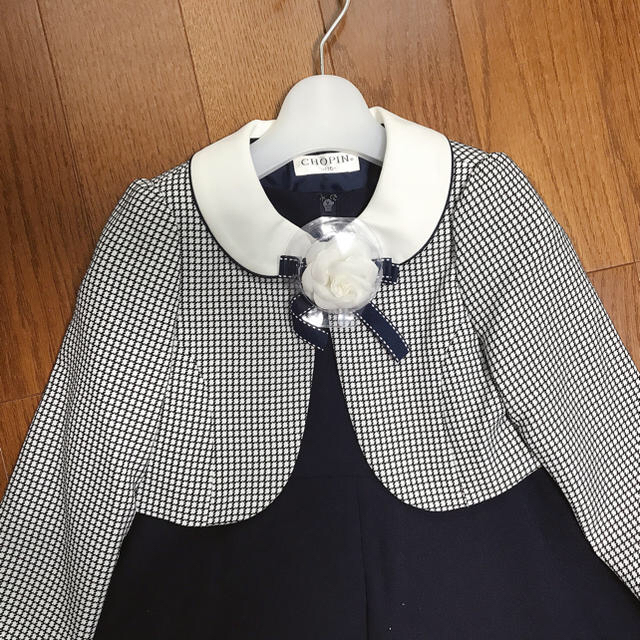 CHOPIN入学式制服 キッズ/ベビー/マタニティのキッズ服女の子用(90cm~)(ドレス/フォーマル)の商品写真