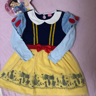Disney - ディズニー 白雪姫 ワンピース ドレス