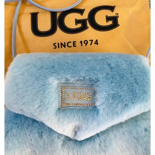 アグ(UGG)のUGG フワフワ ポシェット(ショルダーバッグ)