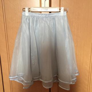 dazzlin - dazzlin フレアスカート