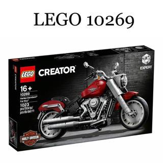 Lego - LEGO  10269 ハーレーダビッドソン
