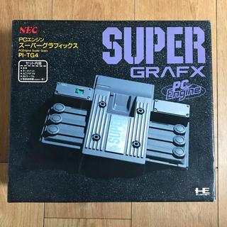 NEC - PCエンジン SG スーパーグラフィックス