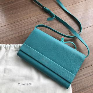 Tiffany & Co. - Tiffany ショルダーウォレット お財布つき