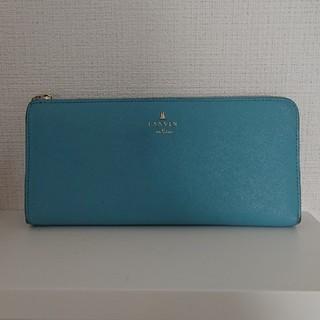 ランバンオンブルー(LANVIN en Bleu)のランバンオンブルー L字 長財布(長財布)