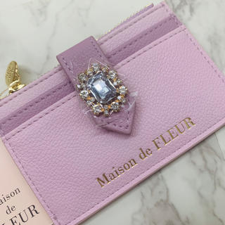 メゾンドフルール(Maison de FLEUR)のメゾンドフルール ♡ カードケース(名刺入れ/定期入れ)