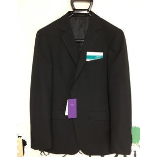 オリヒカ(ORIHICA)の値下!新品 A5 オリヒカ 洗濯可 ウォッシャブル スーツ ブラック 黒(セットアップ)
