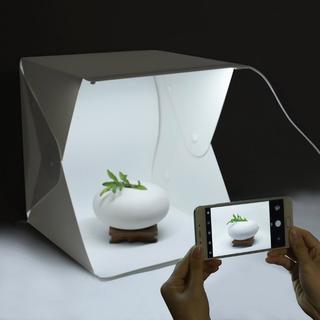 LED照明 撮影ボックス 撮影キット