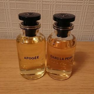 LOUIS VUITTON - ルイヴィトン  オードパルファム  ダンラポー アポジェ 香水 2本セット