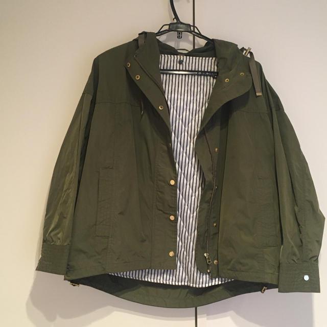 GU(ジーユー)のgu マウンテンパーカー レディースのジャケット/アウター(ブルゾン)の商品写真