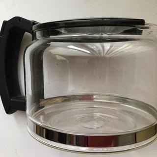 デロンギ(DeLonghi)のデロンギ ガラスジャグ 大容量 10杯分 CMG310E(コーヒーメーカー)