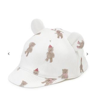 gelato pique - ジェラートピケ クマ 帽子