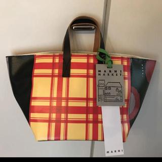 Marni - ラスト価格 新品マルニpvcバック送料無料
