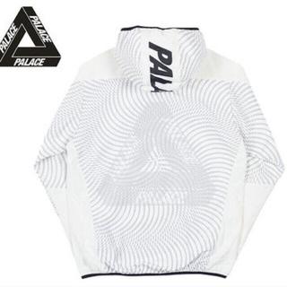 シュプリーム(Supreme)の新品未使用 swirl hoodie jacket L(ナイロンジャケット)