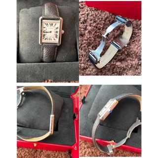 Cartier - タンク ソロ ウォッチ カルティエ 時計 週末セール