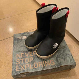THE NORTH FACE - The North Face K BC Bootie キッズ 長靴 黒
