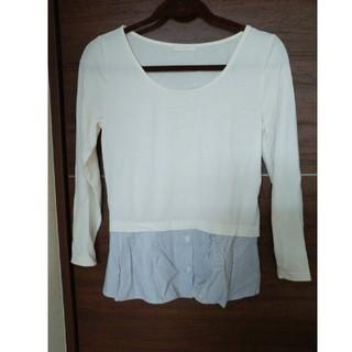 ヴィス(ViS)のTシャツ(Tシャツ(長袖/七分))