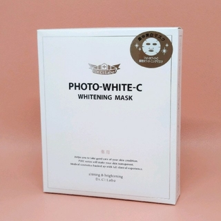 ドクターシーラボ(Dr.Ci Labo)のドクターシーラボ フォトホワイトC 薬用ホワイトニングマスク  5枚入り(パック/フェイスマスク)