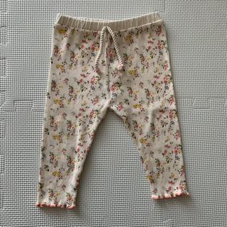 ZARA KIDS - ZARA mini 花柄レギンスパンツ