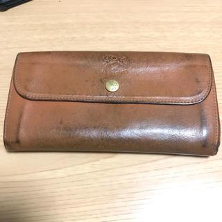 イルビゾンテ(IL BISONTE)のイルビゾンテ  長財布(長財布)
