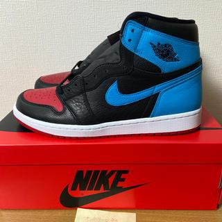 ナイキ(NIKE)のW28.5 Nike Air Jordan 1 unc to chicago(スニーカー)