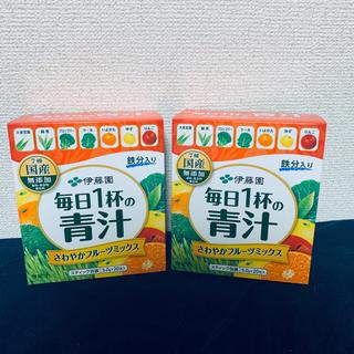 ✳️伊藤園毎日一杯の青汁 さわやかフルーツミックス(青汁/ケール加工食品)