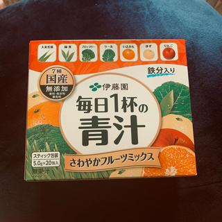 伊藤園 毎日一杯の青汁 さわやかフルーツミックス(青汁/ケール加工食品)