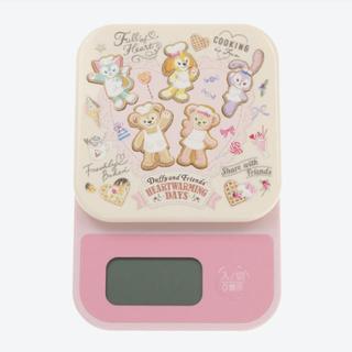 ダッフィー - ディズニーシー完売品☆ハートウォーミングデイズ☆ダッフィー☆はかり