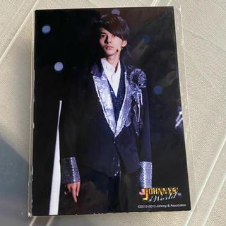 セクシー ゾーン(Sexy Zone)の佐藤勝利 2012-2013 JOHNNYS' World フォトセット(アイドルグッズ)