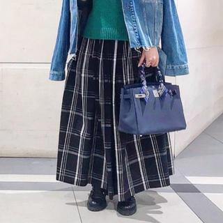 Drawer - Drawer チェック スカート