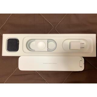 アップルウォッチ(Apple Watch)のApple Watch Series 4 40mm GPSモデル(その他)