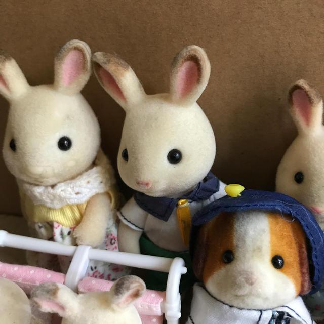 シルバニア人形 キッズ/ベビー/マタニティのおもちゃ(ぬいぐるみ/人形)の商品写真