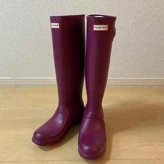 ハンター(HUNTER)の未使用♡ハンター レインブーツ(レインブーツ/長靴)