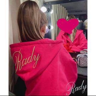 Rady - Radyフーディーセットアップ