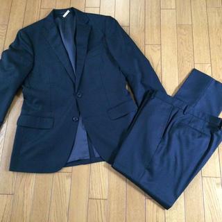 ユナイテッドアローズ(UNITED ARROWS)のユナイテッドアローズ スーツ 48 紺色(セットアップ)