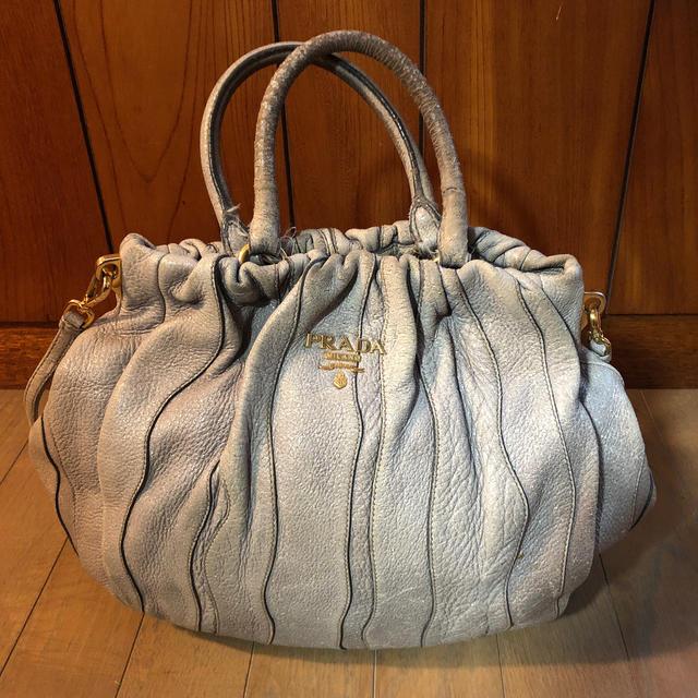 PRADA(プラダ)のプラダ バッグ レディースのバッグ(ハンドバッグ)の商品写真