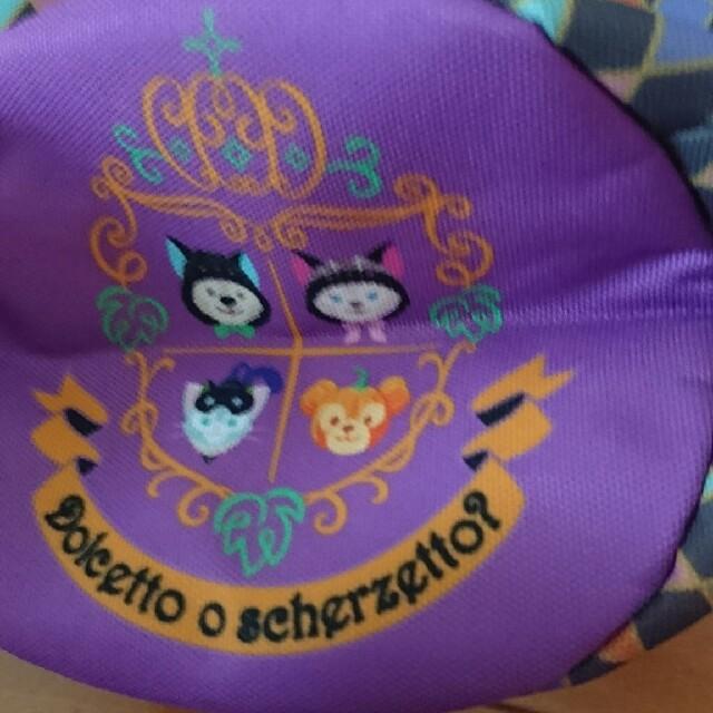Disney(ディズニー)のダッフィーブレンズ ミニートートバッグディズニーシーハロウィン エンタメ/ホビーのおもちゃ/ぬいぐるみ(キャラクターグッズ)の商品写真