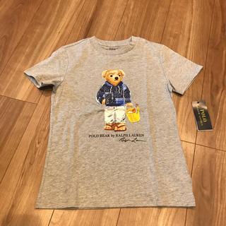 Ralph Lauren - ラルフローレン ビーチコットン ポロベア Tシャツ 130