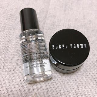 BOBBI BROWN - ボビイブラウン イルミネイティング フェイスベース 下地、クレンジングオイル