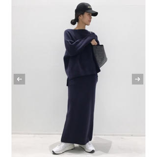 アパルトモンドゥーズィエムクラス(L'Appartement DEUXIEME CLASSE)の⭐️新品タグ付き⭐️L'Appartement Knit スカート (ロングスカート)