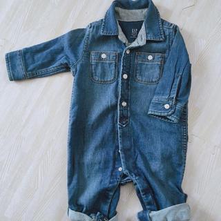 babyGAP - gap baby デニム カバーオール