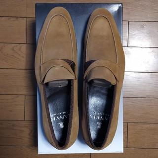 ランバン(LANVIN)のLanvin スウェード靴 83107 26cm(ドレス/ビジネス)