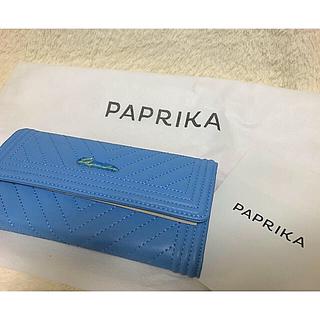キタムラ(Kitamura)のPAPRIKA 長財布(財布)