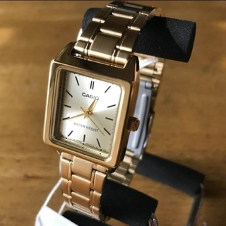 CASIO - 【新品】カシオ CASIO レディース 腕時計 LTP-V007G-9E