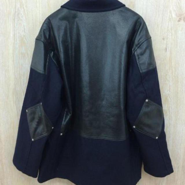 JOHN LAWRENCE SULLIVAN(ジョンローレンスサリバン)の18aw johnlawrencesullivan コート メンズのジャケット/アウター(ピーコート)の商品写真